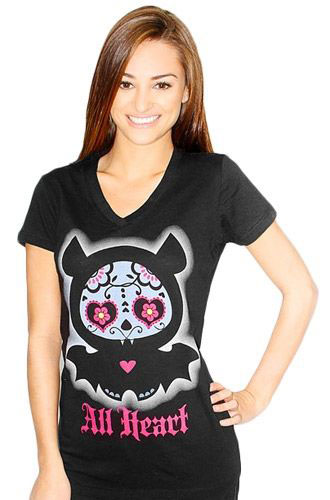 Skelanimals DOTD Diego Tee Shirt