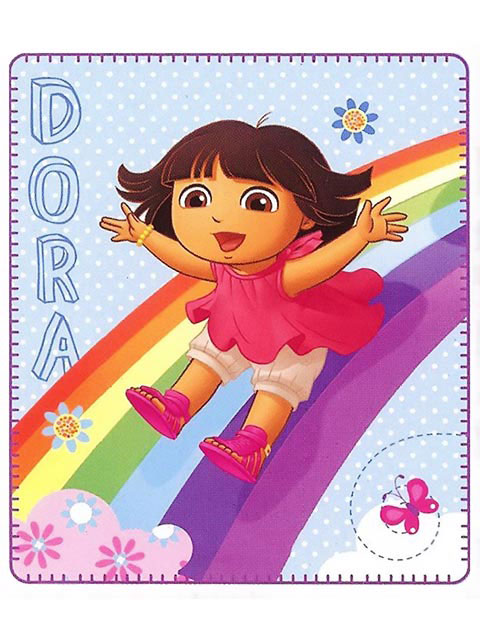 Dora Fleece CAD
