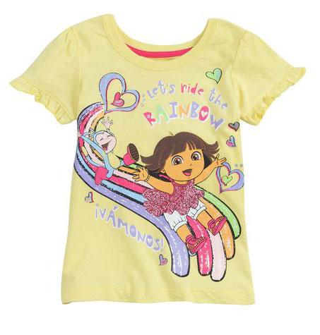 Dora Girls Tee