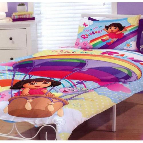 Dora Quilt Cover Set