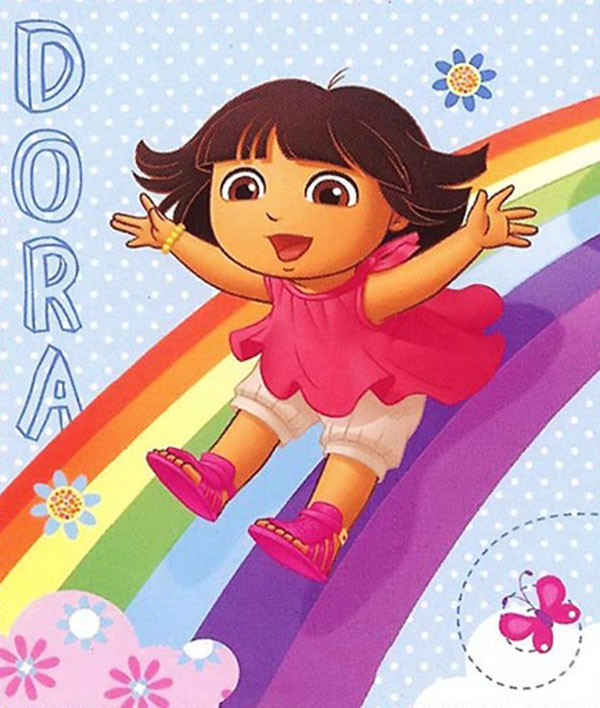 Nickelodeon Dora the Explorer