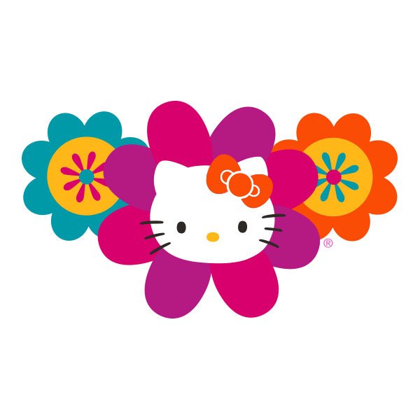 Hello Kitty Graphic