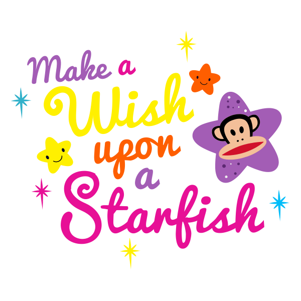 Wish upon a Starfish Lettering