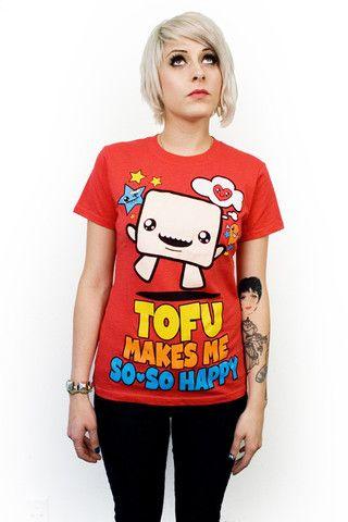 Tofu Tee