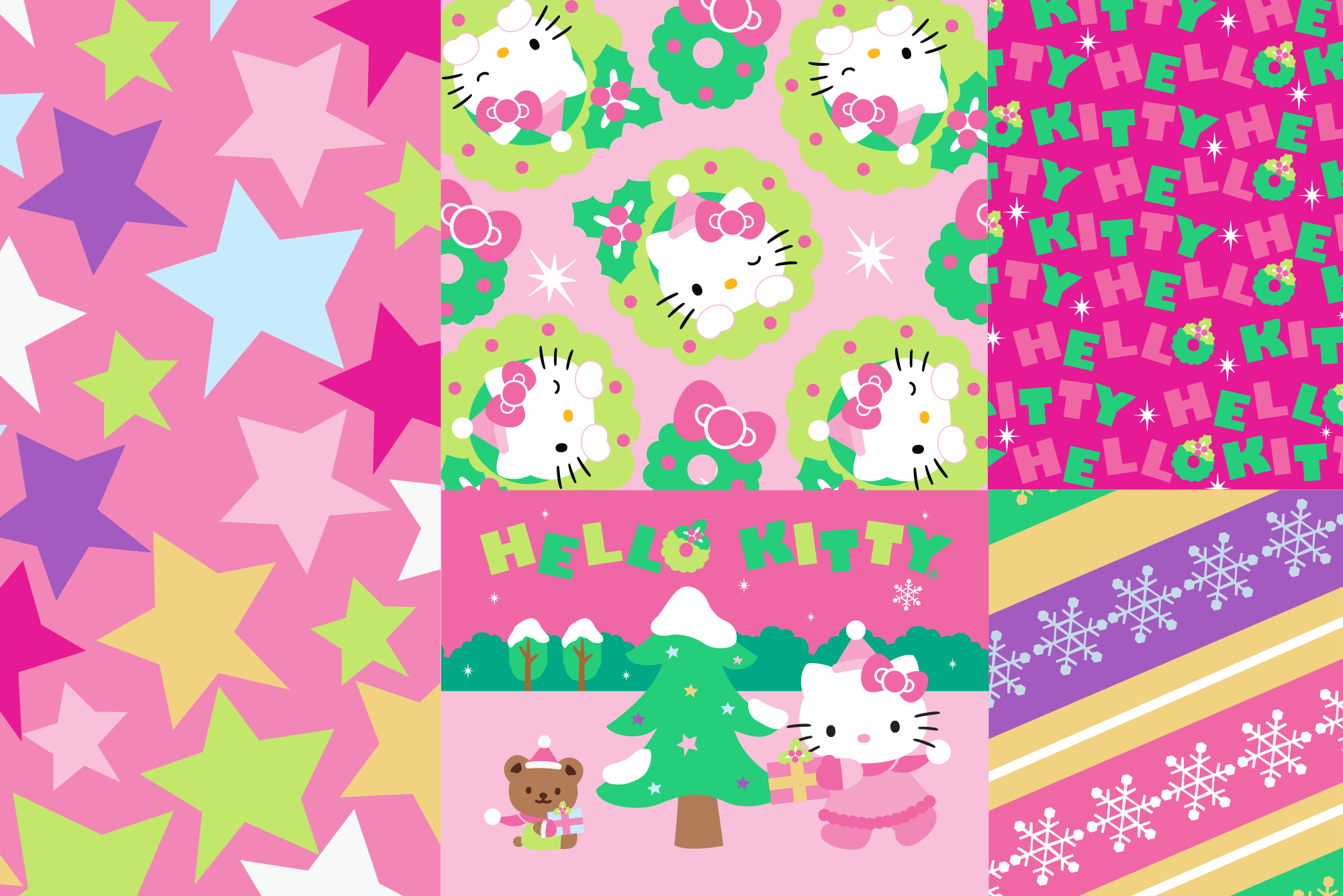 Hello Kitty Christmas Style Guide
