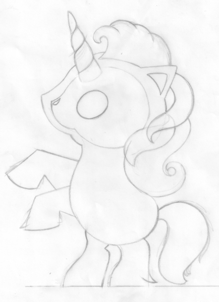 Bonita Character Sketch